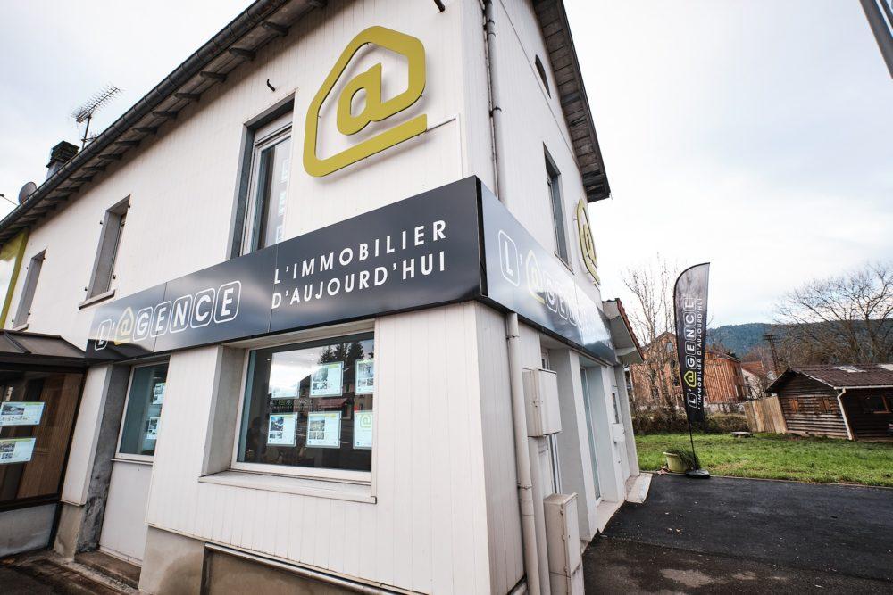 Agence immobilière Saulcy-sur-Meurthe